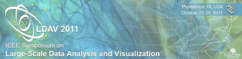 CFP: IEEE Symposium on Large-Scale Data Analysis and Visualization