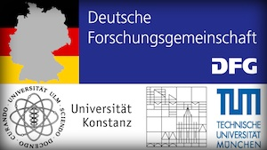 "Research project ""Finding new overlapping/embedded genes and their theory"" funded by the German Science Foundation (DFG)"